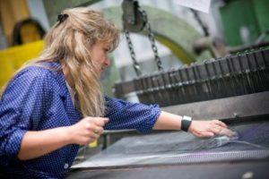 Produkcja sit i siatek - sita z drutu
